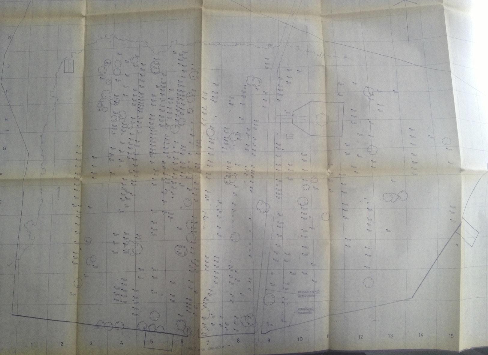 sváb-rutai térkép