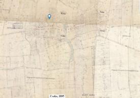 ÚJ!!! Kataszteri térkép 1895